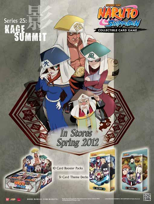 Naruto 25 Poster